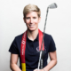 Bottega Design Referenz Illustration Bild Kristin Lang für Golfphysiotherapie